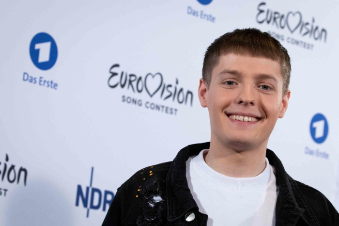 eurovision song contest wurde wegen coronavirus abgesagt, der deutsche sänger ben dolic