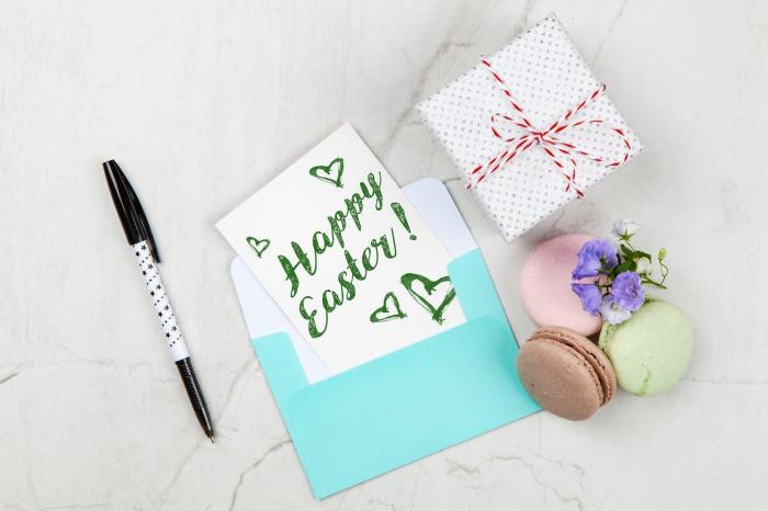 frohe ostern bilder, schöne osterbilder, osterkarte schreiben, wunschkarte zum osterftst