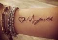 Glaube Liebe Hoffnung Tattoo – Mehr als 40 coole Designs