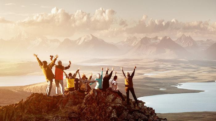 Urlaub gemeinsam erleben, Gruppenreise organisieren