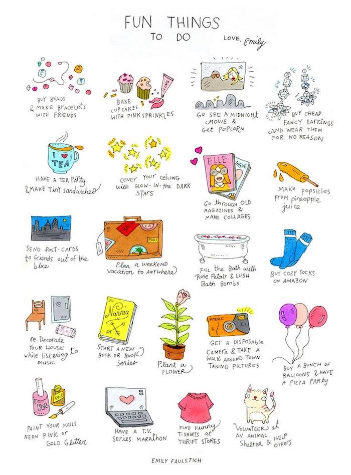 10 Ideen gegen Langeweile während der Corona-Quarantäne, was kann man am Sonntag zuhause machen