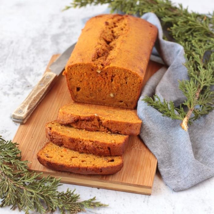 karottenkuchen ohne zucker, vegane rezepte, nachtisch zu weihanchten, weihanchtkuchen mit karotten