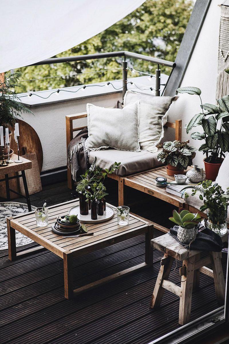 8 fantastische und moderne Balkon Ideen zur Inspiration