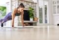 Zu Hause Sport treiben ohne Geräte – Fit und gesund bleiben