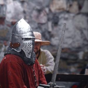 Hip, wie im Mittelalter