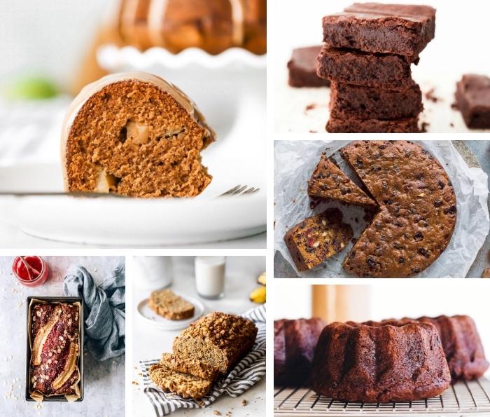 veganer kuchen ohne zucker, die besten rezepte, gesunder nachtisch ideen, kuchenrezepte einfach