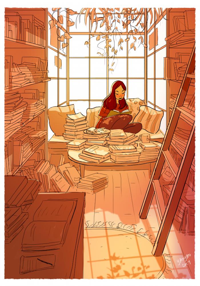 Bücher lesen gegen Langeweile, was kann man machen wenn einem langweilig ist