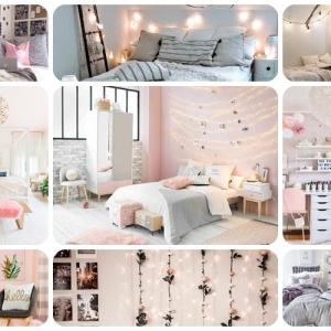 Jugendzimmer dekorieren: 78 Tumblr Zimmer Deko Ideen