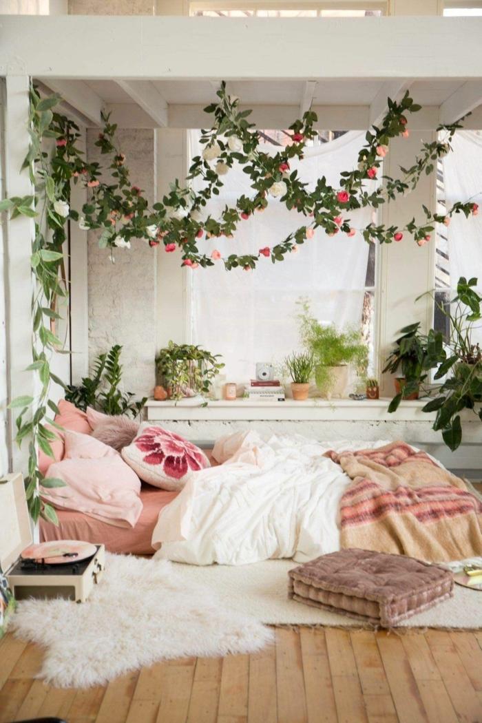 pinterest zimmer, zimmereinrichtung in jungle stil, zimmerdeko mit pflanzen
