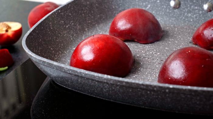 5 einfache salate rezepte für jeden tag sommersalat mit gegrillten pfirsichen