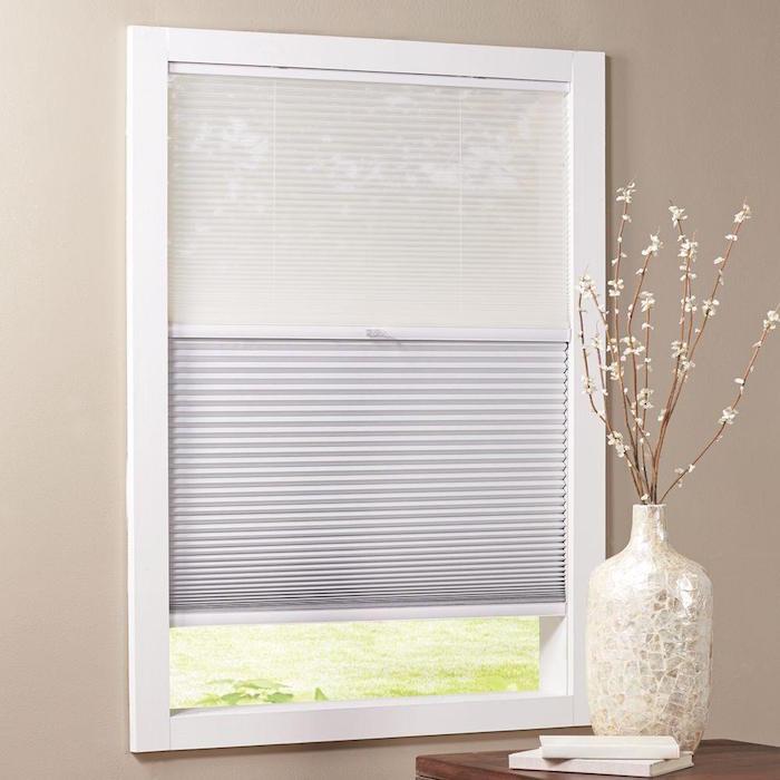Plissees zu jeder Fensterfrom geeignet, praktischer und funktionaler Sonnenschutz