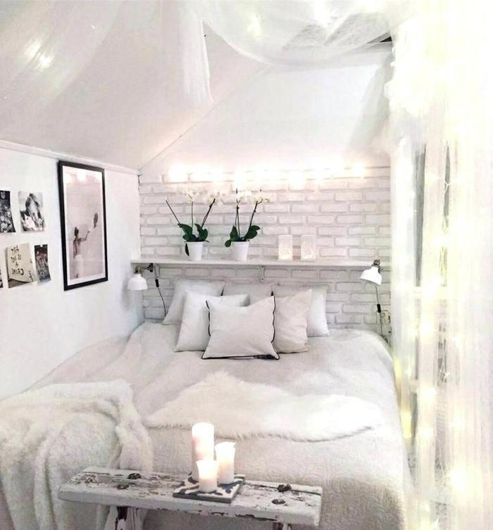 bilder für jugendzimmer, teenager zimmer junge, zimmergestaltung in weiß und grau