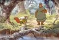 "Disney arbeitet an Verfilmung seines 1970-er-Animationsfilms ""Robin Hood"""