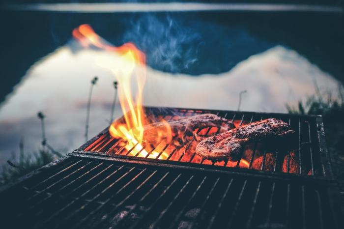 rezepte, grillfleisch