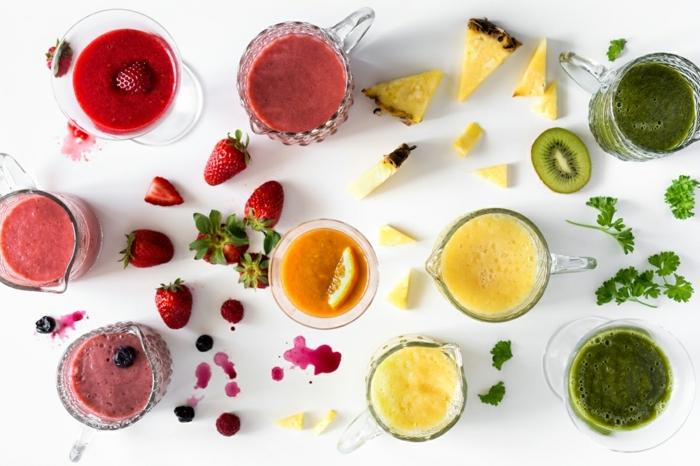 immunsystem aufbauen, lebenmittel zur immunsystemstärkung, früchte freich an vitamin c
