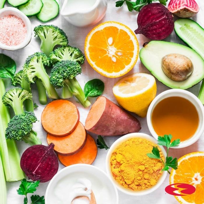immunsystem schnell stärken, hausmittel zur immunsystemstärkung, gesund essen, früchte reich an vitamin c