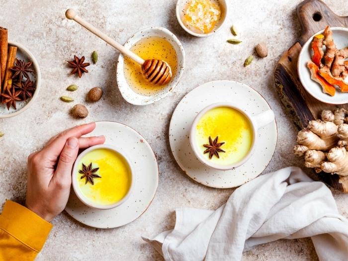 immunsystem schnell stärken, hausmittel zur immunsystemstärkung, gesund leben, honig