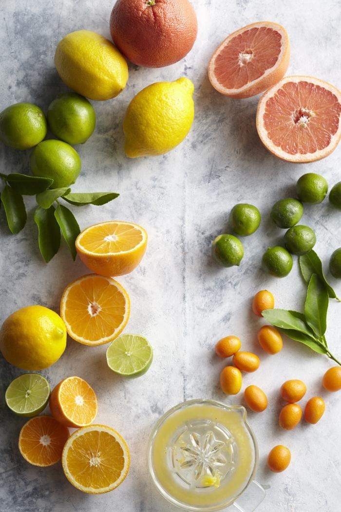 immunsystem schnell stärken druch gesunde lebensmittel, früchte reicn an vitamin c