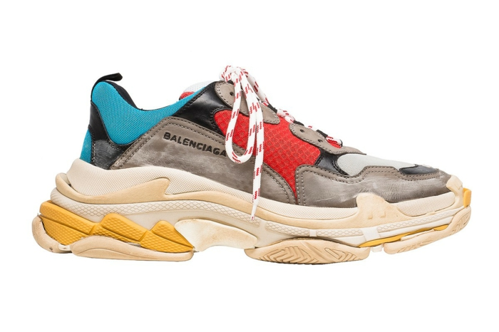 ugly sneaker trends