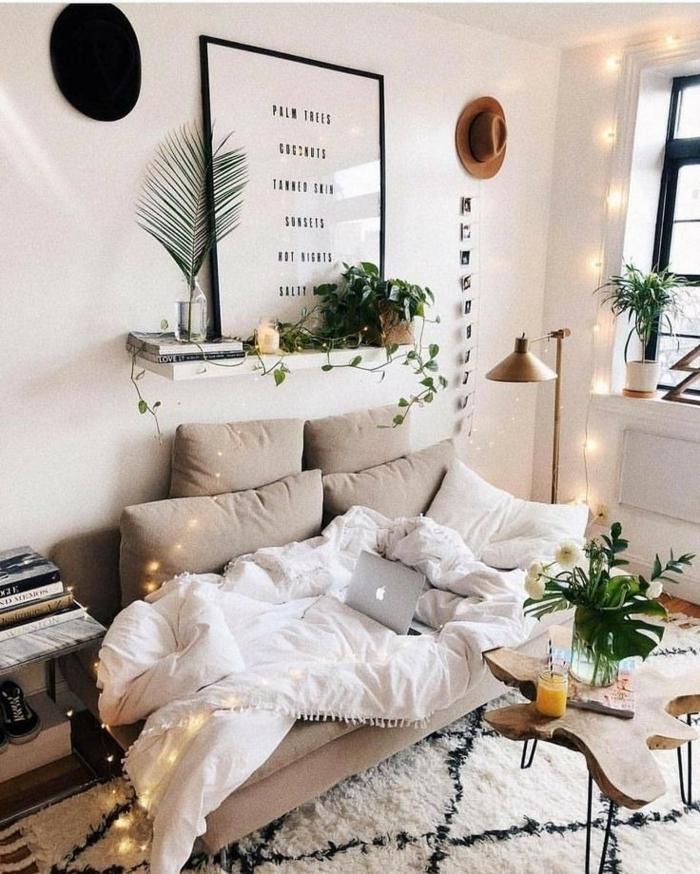 zimmer inspiration, wohnzimmer einrichten, zimmergestaltung in skandinavischem stil