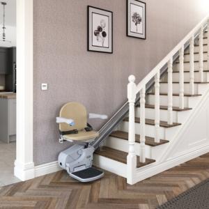 Treppenlift kaufen – Welche Treppenliftarten gibt es?
