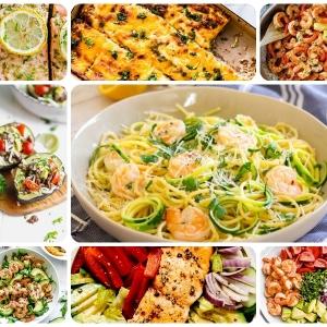Low Carb Abendessen - 7 einfache und schnelle Rezepte