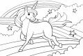 75 tolle Ausmalbilder Einhorn zum Ausdrucken