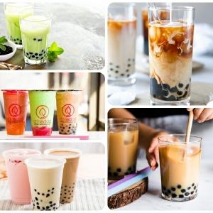 Leckere Getränke für heiße Sommertage: Bubble Tea selber machen