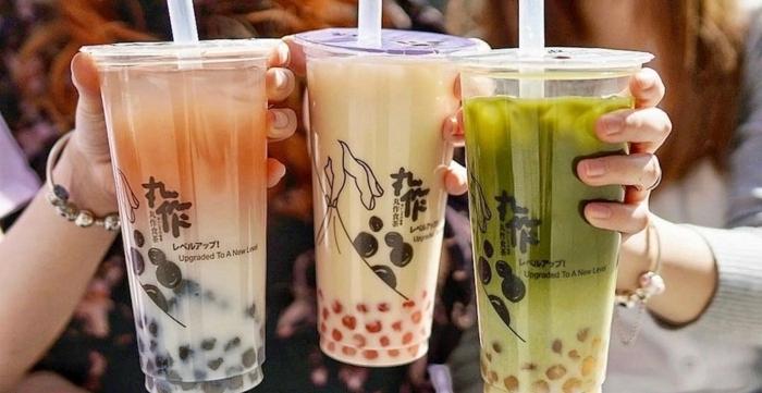 bubble tea selber machen, die bestne rezepte, verschiedene ideen, boba tea