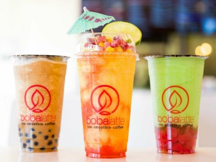 bubble tea selber machen, boba tea rezepte, die besten ideen, sommergetränke