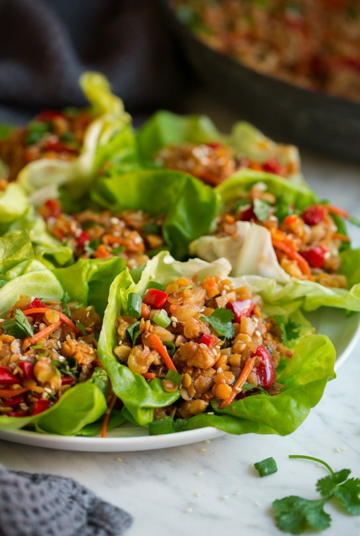 kohlenhydratarme ernährung, low carb essen, schnelles abendessen, gesunde rezepte