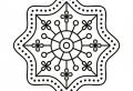 Mandalas für Kinder – Kreative und schöne Bilder zum Ausmalen