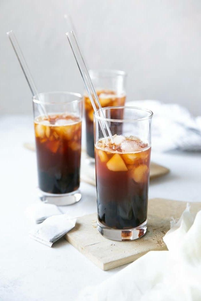 boba tea, wie macht man bubble tea, schritt für schritt anleitung, frisches getränk