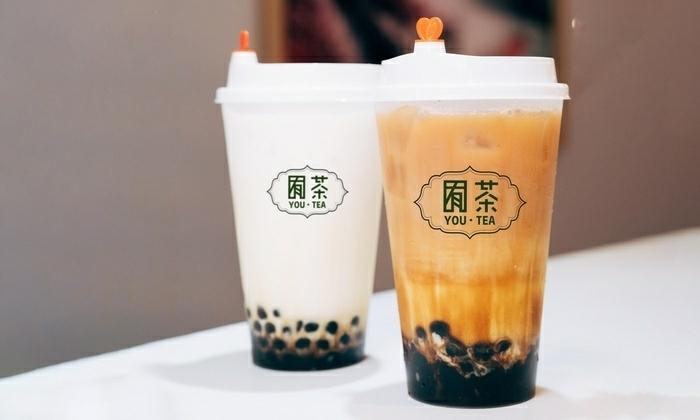 kalter tee mit milch, leckere rezepte, bubble tea sorten, kaltgetränk mit tapioca perlen