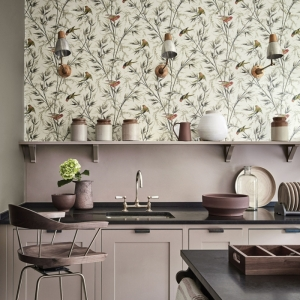 Welche Tapete passt in die Küche? - 101 verblüffende Ideen