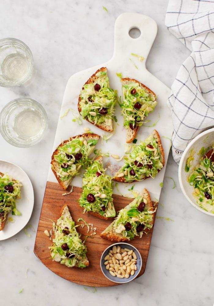 1 rezepte schwangerschaft gesundes frühstück sandwiches mit sprosen und bohnen gesunde erdnährung