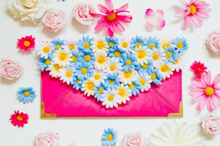 1 taschen selber nähen diy ideen bastelideen zum muttertag geschenk für frau florale tasche
