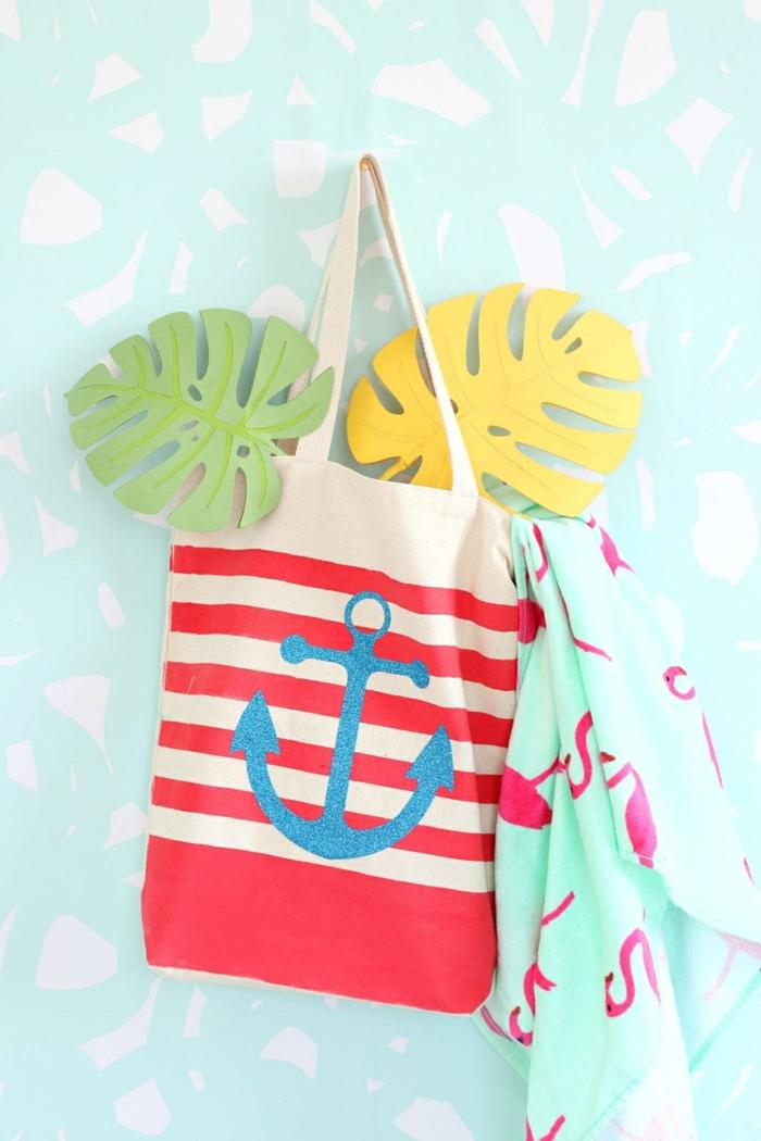 1 taschen selber nähen und dekroieren selbsgtemachte geschenke große blätter aus papier