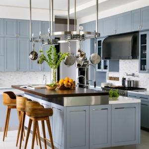 Küche mit Kochinsel: 124 tolle Gestaltungsideen!