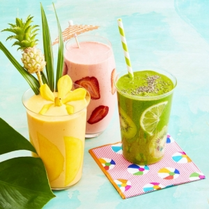 Smoothie Rezepte zum Abnehmen - lecker und gesund