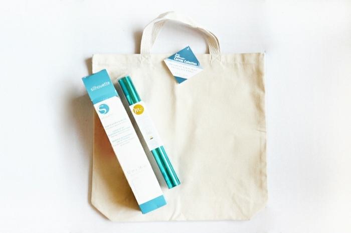 handtasche selber nähen und dekorieren einfache tasche diy bastelanleitung