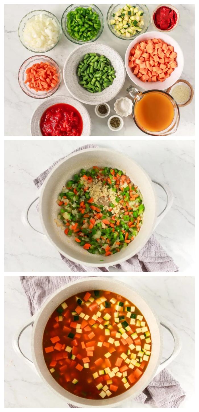 suppe gazpacho steinzeitdiät paleo ernährungsweise zubereitung und produkte köstlich und gesund