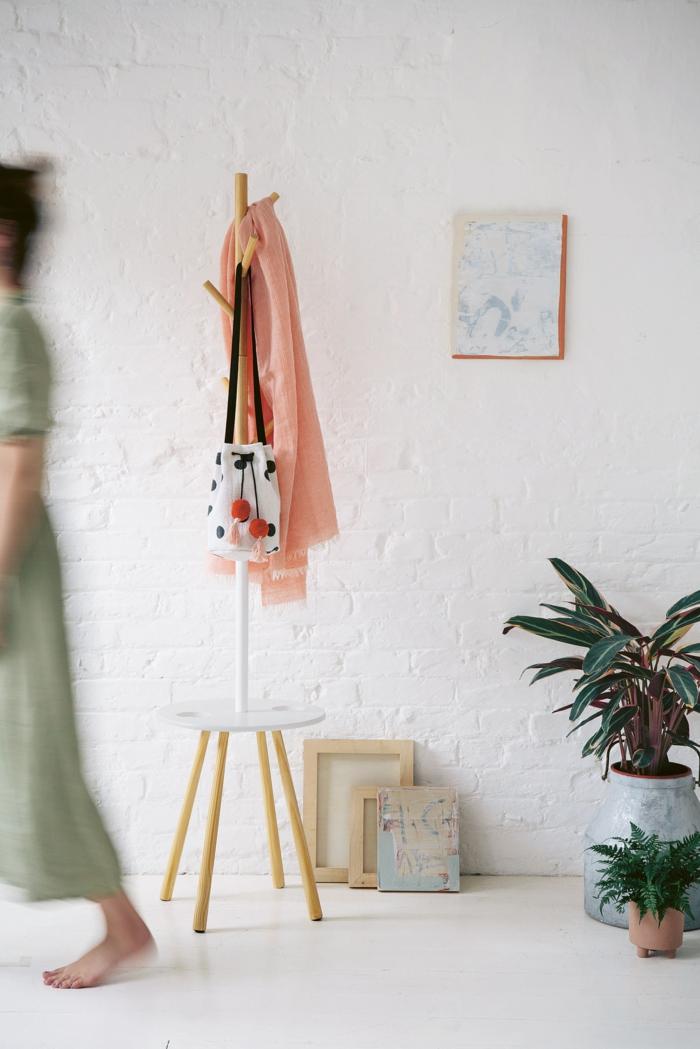 taschen nähen anleitung kostenlos diy ideen zum muttertag handtasche mit langem henkel