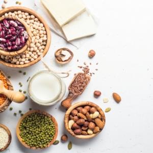 Hier sind die besten veganen Proteinquellen
