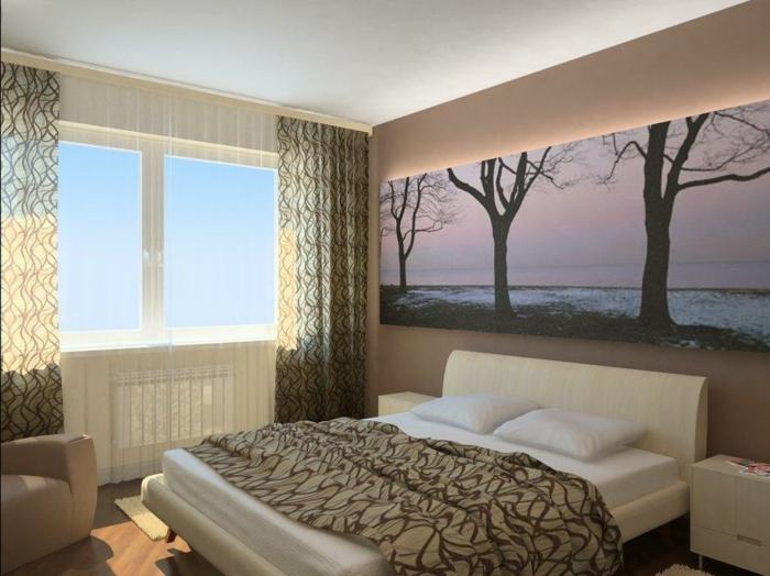 1 fototapeten für schlafzimmer schlazimmerdeko ideen zimmer dekorieren schlafzimmergestaltung wanddeko tapete