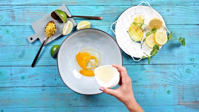 2 rezepte zum backen zitronenplätzchen zubereitung zitronenkekse rezept schnelle backrezepte
