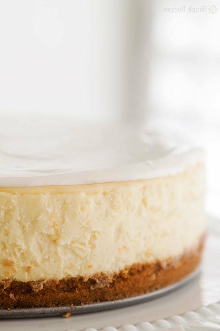 4 schnelle partyrezepte zum vorbereiten cheesecake klassisches rezept nachtisch ohne backen kuchen rezepte