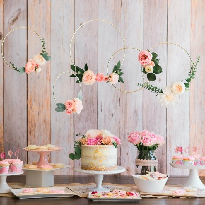 5 kuchen für kinder ideen kindergeburtstag planen kinderkuchen dekoideen tortendeko mit blüten