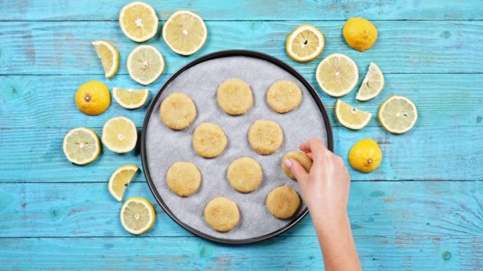 6 rezepte zum backen einfache kekse mit zitrone keto zireonenplätzchen rezept