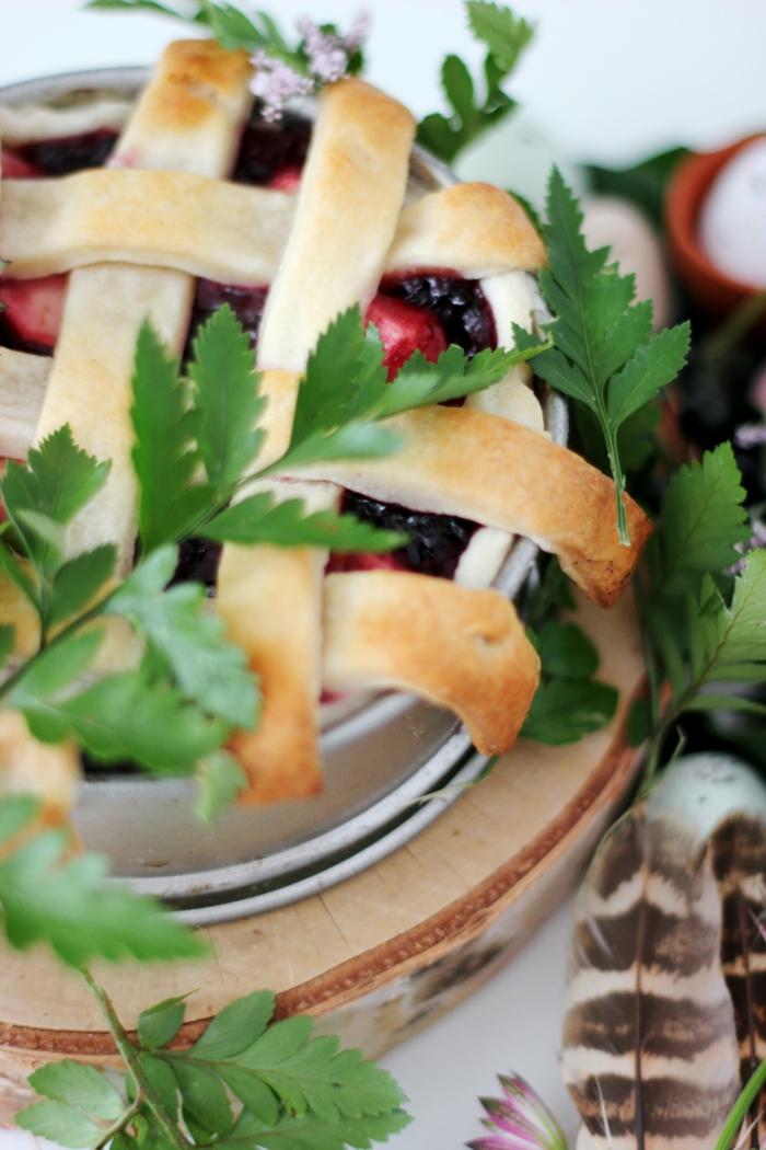 amerikanischer pie zubereiten leckere kuchenrezepte einfach und schnell mit wenig zutaten